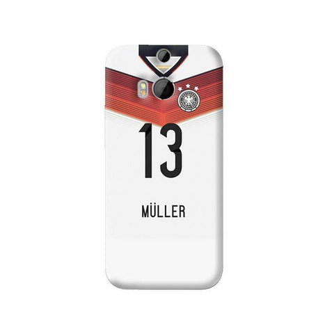 Muller   HTC One M8 Case
