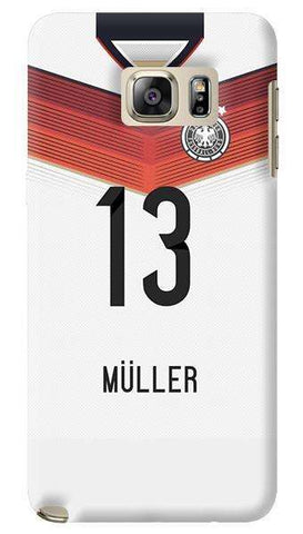 Muller  Samsung Galaxy Note 5 Case