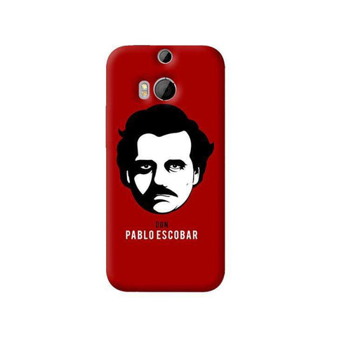 Narcos   HTC One M8 Case