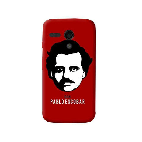 Narcos   Moto G Case
