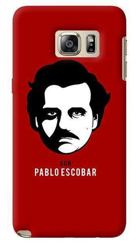 Narcos  Samsung Galaxy Note 5 Case