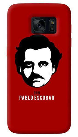 Narcos  Samsung Galaxy S7 Edge Case