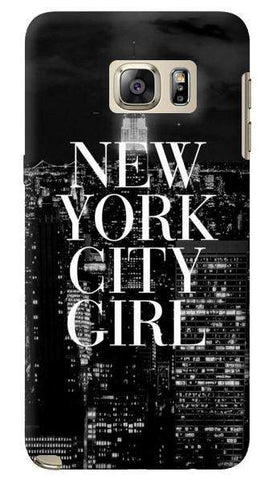 New York City Girl   Samsung Galaxy Note 5 Case