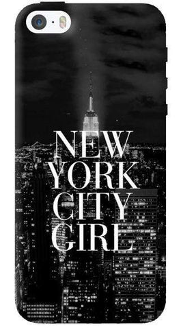 New York City Girl  Apple iPhone 5/5s Case