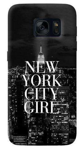New York City Girl  Samsung Galaxy S7 Case