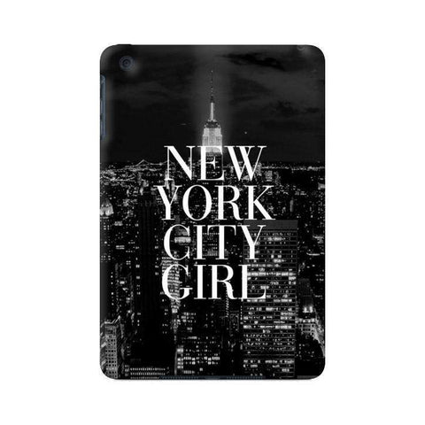 New York City Girl Apple iPad Mini Case