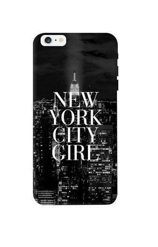 New York City Girl Apple iPhone 6 Plus Case