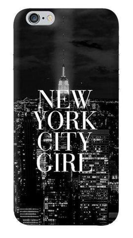 New York City Girl Apple iPhone 6/6S Case