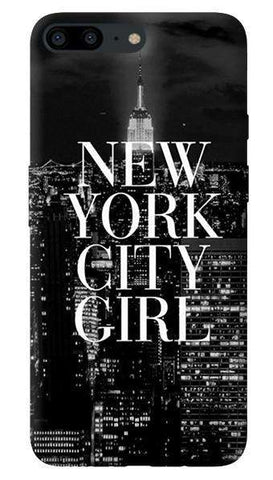 New York City Girl Oneplus 5 Case