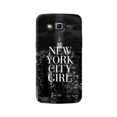New York City Girl Samsung Galaxy Grand 2 Case