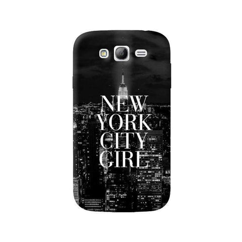 New York City Girl Samsung Galaxy Grand Case