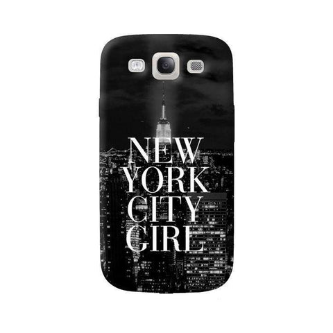 New York City Girl Samsung Galaxy S3 Case