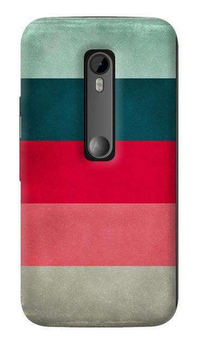 New York City Hues  Motorola Moto G 3rd Gen Case