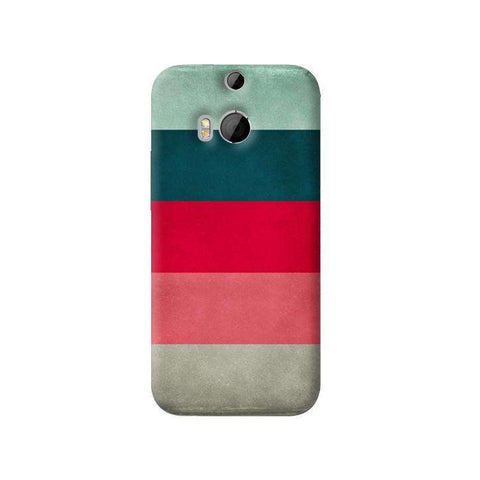 New York City Hues HTC One 8 Case