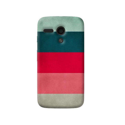 New York City Hues Moto G Case