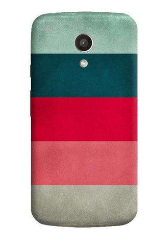 New York City Hues Motorola Moto G 2nd Gen Case