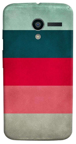 New York City Hues Motorola Moto X Case