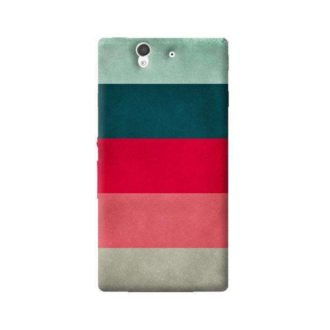 New York City Hues Sony Xperia Z Case