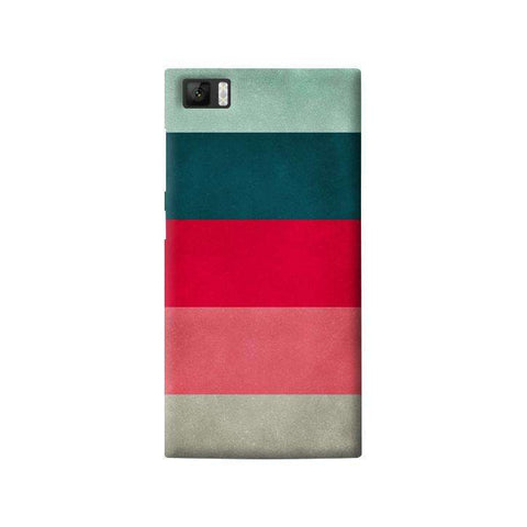 New York City Hues Xiaomi Mi3 Case