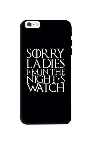 Nights Watch  Apple iPhone 6 Plus Case
