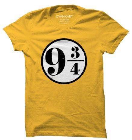 Nine and Three Quarters T-Shirt