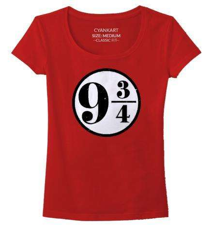 Nine and Three Quarters Women's T-Shirt