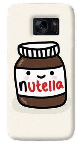 Nutella   Samsung Galaxy S7 Edge Case