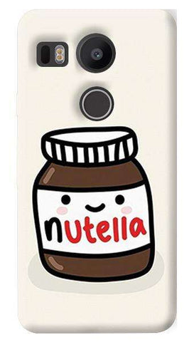 Nutella  Nexus 5X Case