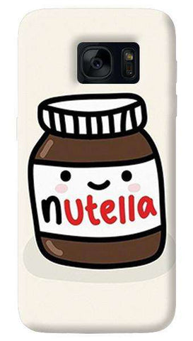 Nutella  Samsung Galaxy S7 Case
