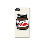 Nutella Apple iPhone 4/4S Case