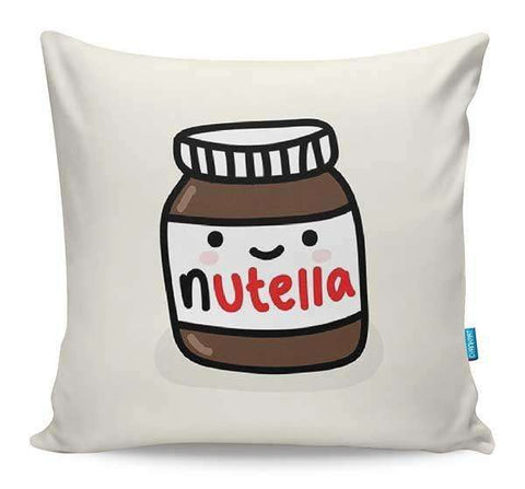 Nutella Cushion Cover