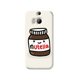 Nutella HTC One M8 Case