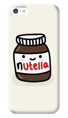 Nutella iPhone 5C Case