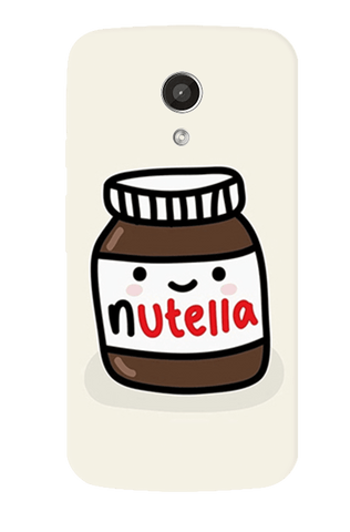 Nutella Motorola Moto G 2nd Gen Case