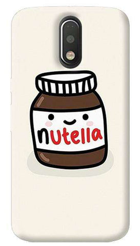 Nutella Motorola Moto G4/ G4 Plus Case