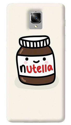 Nutella Oneplus 3/ 3T Case