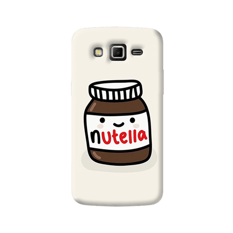 Nutella Samsung Galaxy Grand 2 Case