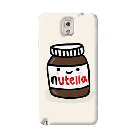Nutella Samsung Galaxy Note 3 Case