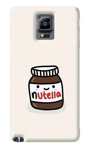Nutella Samsung Galaxy Note 4 Case