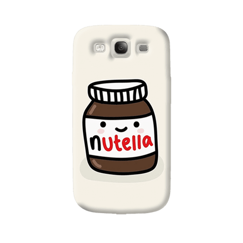 Nutella Samsung Galaxy S3 Case