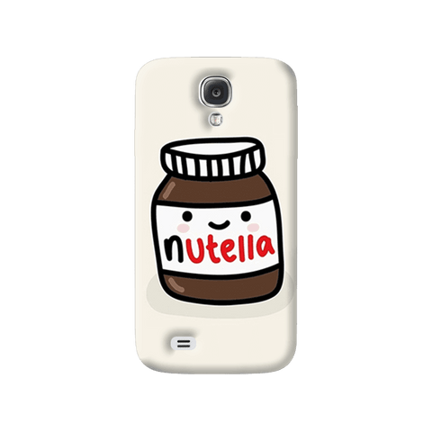 Nutella Samsung Galaxy S4 Case