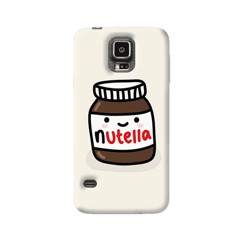 Nutella Samsung Galaxy S5 Case