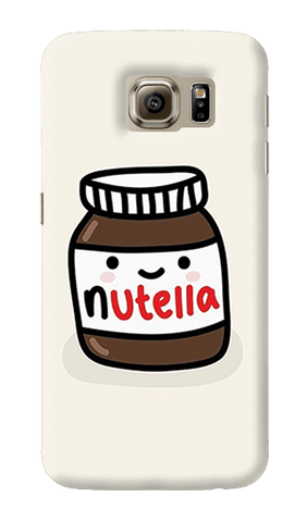 Nutella Samsung Galaxy S6 Case