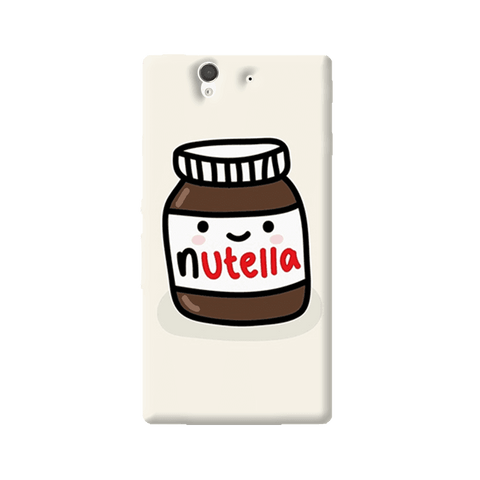 Nutella Sony Xperia Z Case