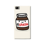 Nutella Xiaomi Mi3 Case
