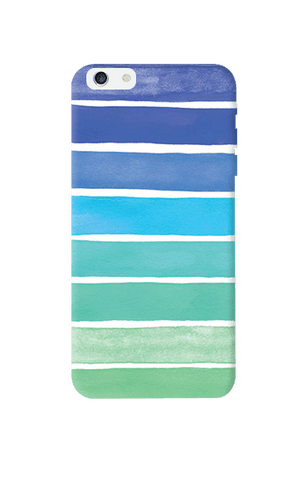 Ocean Blue Apple iPhone 6 Plus Case