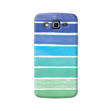 Ocean Blue Samsung Galaxy Grand 2 Case