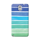 Ocean Blue Samsung Galaxy Note 3 Case