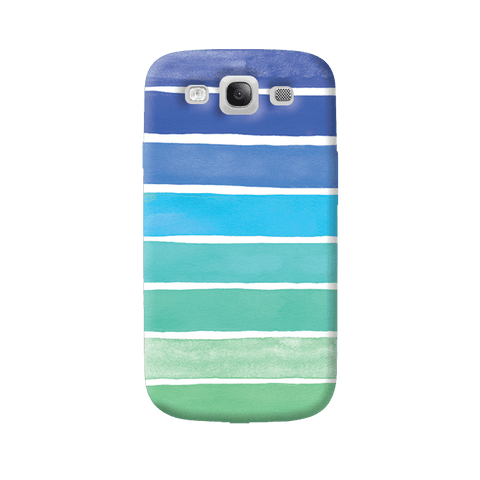 Ocean Blue Samsung Galaxy S3 Case