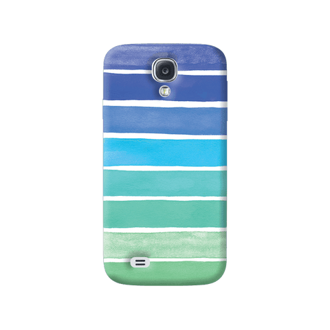 Ocean Blue Samsung Galaxy S4 Case
